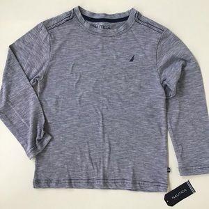 🎈 3/$18 Nautica T-shirt kids size large